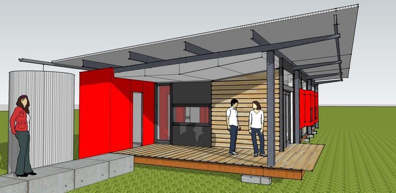 Des maisons 3 chambres en autoconstruction à petit prix !